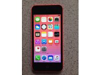 Pink iPhone 5c unlocked