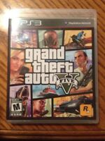 GTA V for PS3