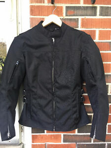 Ladies Joe Rocket Motorcycle Jacket - New Condition