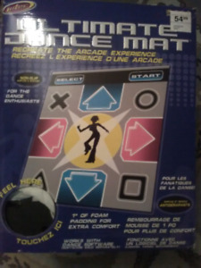 Brand new in box dance mat for PS2