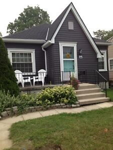 Walk to UWO close to Western campus 2 bedrooms for May lease London Ontario image 1