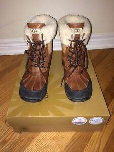 Like New: Men's UGGS Butte Winter Boots For Cheap!