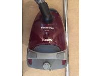 Panasonic 1500 W Vacuum Cleaner