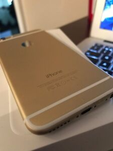 iPhone 6 - Gold - 64G - Locked to Rogers