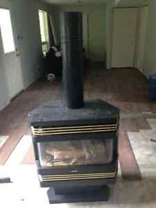Propane Fireplace - Peterborough