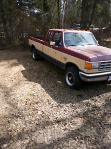 1988 Ford f250 7.3