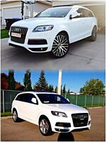 2012 AUDI Q7 S LINE SPORT AIR SUSPENSION, BANG & OLUFSEN SYSTEM