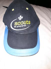 Scouts baseball cap.