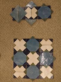 Hand-made Ceramic Tiles