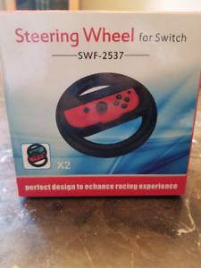 Steering wheel for Nintendo Switch