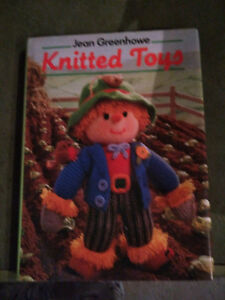 """Jean Greenhowe""""s knittingboolets dolls ans tous from Scotland ,"""