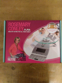 Rosemary Conley calorie counting nutri scales