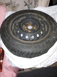 4 pneu cd hiver