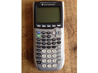 TI-84 Plus Silver Edition Graphic Calculator