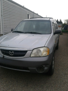 2002 Lady Owned Mazda Tribute 268,000km