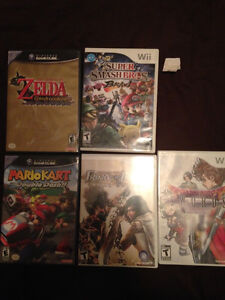 30+ Video Games - PS3, PS2, 3DS, XBOX, XBOX 360, Wii, PSP
