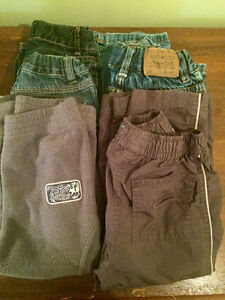 UPDATED Play Pants (8 Pairs) - 3T