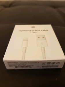 Original Lightning Apple cable for iPhone 8/X/7/6/5 Ipad iPods
