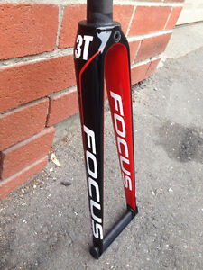 Carbon race/track fork Rigida Pro Focus 3T --NEW--