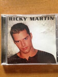 For Sale: Ricky Martin - Ricky Martin CD