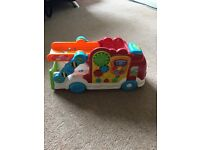 Car Transporter from the Vtech Toot Toot Driver Range.