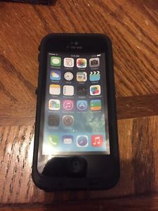 iPhone 5/5s life proof case