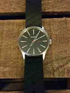Men's Nixon 'The Sentry' watch in 10/10 condition.