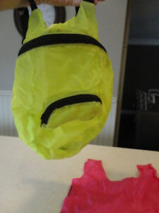 Reusable Handbag and Backpack - 600 D Nylon - Super strong Kitchener / Waterloo Kitchener Area image 4