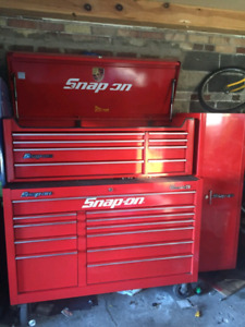 Snap On Toolbox - 3 Pieces