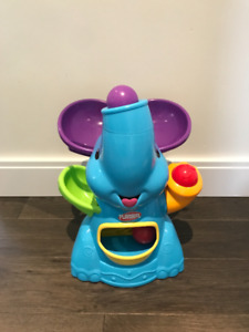 Playskool Poppin Park Elefun Ball Popper