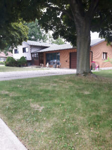 3 Br/ 1-2 Br inlaw/ 3 level sidesplit/ A/C Gas fireplace/ lg lot