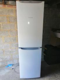 Hotpoint fridge freezer free delivery