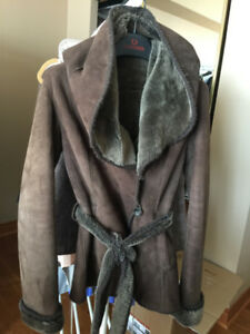 WINTER JACKET  *SHEEP SKIN*  by DANIER