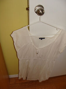 Maternity clothes-Size Large- Make me an offer-