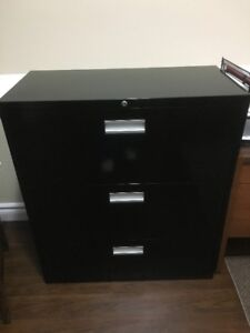 For Sale: 3 Drawer Lateral File Cabinet