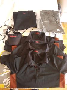 Tim Horton's never worn! (Complete Set)