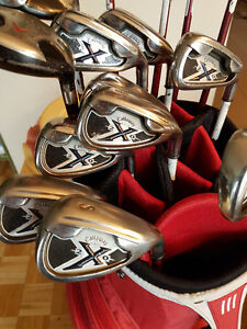 Callaway X 20 Ladies Right Hand Set West Island Greater Montréal image 2