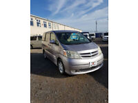 2006 Toyota Alphard 2.4 Ltr Automatic MPV / Day Van Only 56,000 Miles !