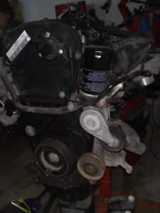 2009-2012 Audi 2.0T engine part out