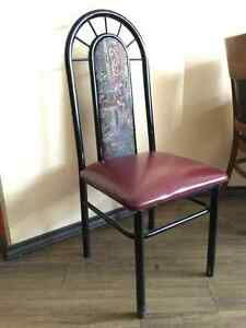 **moving sale!!! 30 restaurant chairs in good condition