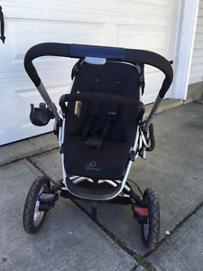 Quinny Buzz with Multi-Model Car Seat Adapter
