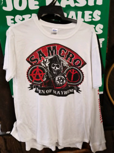 Vintage SAMCRO shirts various sizes