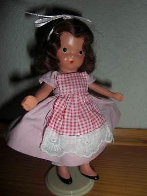 Nancy Ann Storybook Doll ~ #117 School Days w/Jointed Legs