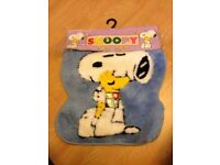 Brand new Snoopy bathroom mat