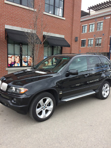 2005 BMW X5 Loaded SUV, Crossover
