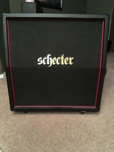 Hellraiser Depth Charge 4x12 Sub Cabinet Guitar Amp