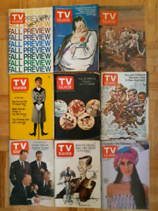 TV Guides & TV Times