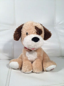 Hallmark Sweet Talking Pup Plush & I love you cookie cutter