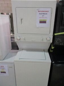 STACKABLE WASHER/DRYERS LAUNDRY UNITS COMMERCIAL DRYER SALE Cambridge Kitchener Area image 2