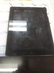 Ipad broken glass
